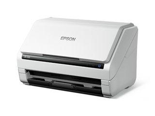 EPSON/エプソン A4シートフィードスキャナー 両面同時読取/A4片面35枚/分(200/300dpi) DS530