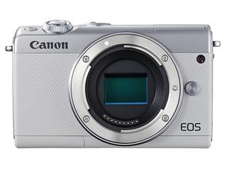 CANON/キヤノン EOS M100・ボディー(ホワイト) ミラーレスカメラ 2210C004