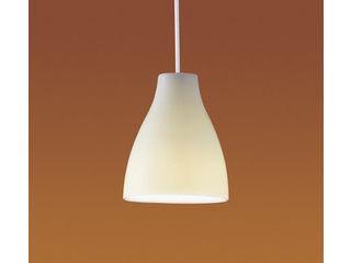 Panasonic/パナソニック LGB16077Z 吊下型 LED(電球色)ダイニング用ペンダント 白磁セード【ダクトタイプ】