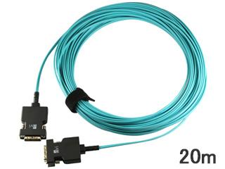 ADTECHNO エーディテクノ ADO-20P(20m) プラスチック光ファイバDVI-Dケーブル