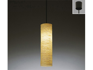ENDO/遠藤照明 ERP7119N 和風ペンダントライト 因州和紙(楮巻き)【電球色】ランプ付