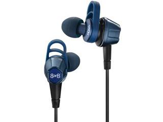 Blue Ever Blue/ブルーエヴァーブルー Model 1200 Blue/ブルー イヤフォン 【BEBYP】 【RPS160228】