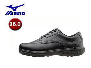 mizuno/ミズノ 5KF320-09 NR320 ウォーキングシューズ メンズ 【26.0】 (ブラック)