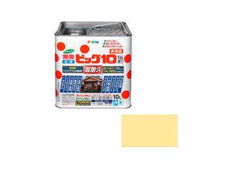 ASAHIPEN/アサヒペン 水性ビッグ10多用途 10L 227クリーム色