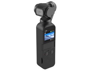 DJI Osmo Pocket 3軸ジンバルスタビライザー搭載ハンドヘルドカメラ CP.OS.00000000.01 【軽量で持ち運びも便利】【4K/60fps】【ロスレス スタビライズ機構】