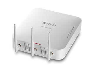 BUFFALO/バッファロー 法人様向け無線LANアクセスポイント 11ac/n/a&11n/g/b同時接続 インテリジェント WAPM-1750D