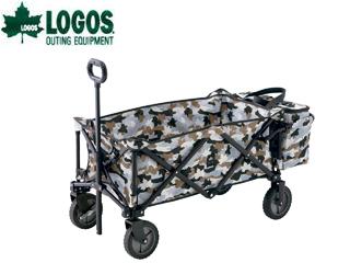 大容量キャリーにクーラーバッグを標準装備 ついに入荷 LOGOS 業界No.1 ロゴス 丸洗いスマートキャリー with 84720716 PKSS06 クーラーバッグ カモフラ