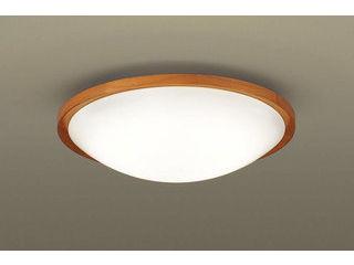 Panasonic/パナソニック LGB52661LE1 LED小型シーリングライト ミディアムブラウン 【電球色】【引掛シーリング方式】