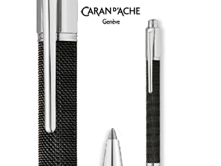 CARAN dACHE/カランダッシュ 【Varius/バリアス】アイバンホー ブラック ローラーボール 4470-082