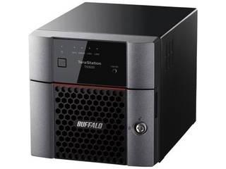 BUFFALO バッファロー LinuxベースOS搭載 法人向け2ドライブビジネスNAS 4TB TeraStation TS3220DN0402 メーカー3年保証 リナックス Annapurna LabsAlpine AL214