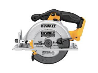 DEWALT/デウォルト 18V充電式丸ノコ 本体のみ DCS391N-EC