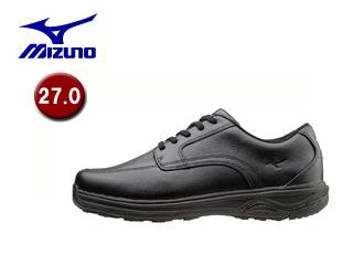 mizuno/ミズノ 5KF320-09 NR320 ウォーキングシューズ メンズ 【27.0】 (ブラック)
