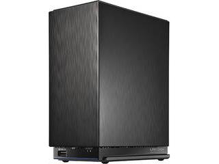 I・O DATA アイ・オー・データ 2.5GbE対応LinuxベースOS搭載 法人向け2ドライブBOXタイプNAS 12TB HDL2-AAX12W