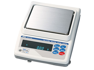 A&D/エー・アンド・デイ 【代引不可】汎用電子天びん検定付(校正用分銅内臓型) GX3000R