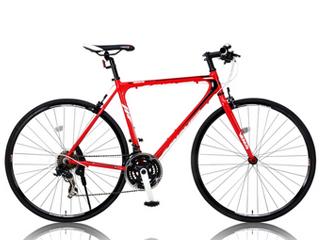 CANOVER/カノーバー CAC-021 VENUS(ビーナス) クロスバイク 【700c】 (レッド) メーカー直送品のため【単品購入のみ】【クレジット決済のみ】 【北海道・沖縄・離島不可】【日時指定不可】商品になります。