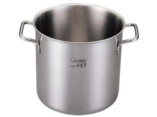 EBM 【代引不可】EBM Gastro 443 寸胴鍋(蓋無)45