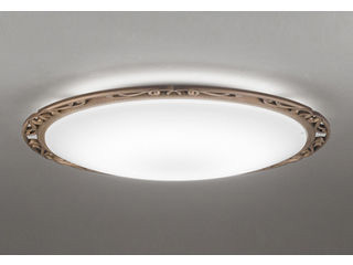 ODELIC/オーデリック OL291007BC LEDシーリングライト 銅古味【~10畳】【Bluetooth 調光・調色】※リモコン別売