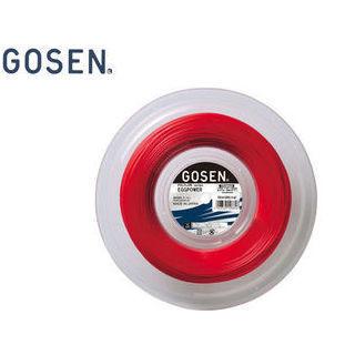 GOSEN/ゴーセン TS1012RE エッグパワー17 200mロール (レッド)