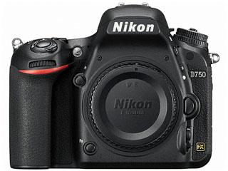 【納期にお時間がかかる場合があります】 Nikon/ニコン D750 ボディ デジタル一眼レフカメラ