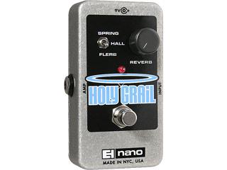 【nightsale】 electro harmonix/エレクトロハーモニクス Holy Grail リバーブ エフェクター 【国内正規品】