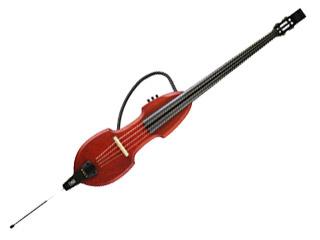 Aria/アリア SWB-03SHX SWB -Solid Wood Bass- アップライト ベース  【バッグ付き】 【沖縄・九州地方・北海道・その他の離島は配送できません】 【配送時間指定不可】