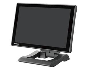 ADTECHNO エーディテクノ LCD1017S フルHD 10.1型IPS液晶パネル搭載 業務用マルチメディアディスプレイ ブラック