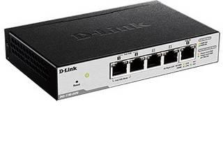 D-Link/ディーリンクジャパン 【キャンセル不可商品】Easy Smartギガビット2スイッチ 5ポートL2SWT DGS-1100-05PD/B1