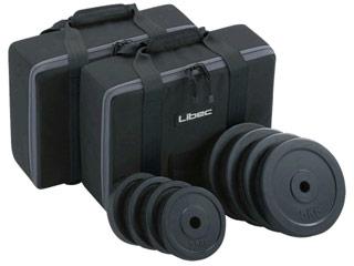 数量限定 30kgの標準ウエイトキット Libec リーベック WEIGHT30 KIT 一部予約