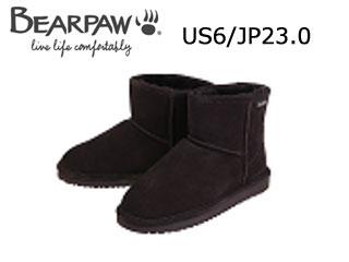 Bear paw/ベアパウ 619LW ムートンブーツ Demi (Chocolate) 【US6/JP23.0】【日本正規品】