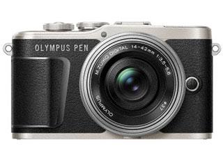 OLYMPUS/オリンパス PEN E-PL9 14-42mm EZレンズキット(ブラック)