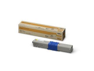 OKI/沖データ MC562・C531/511用トナーカートリッジ イエロー(大) TNR-C4KY2