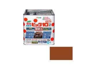 ASAHIPEN/アサヒペン 水性ビッグ10多用途 10L 232カーキー色