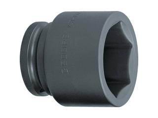 GEDORE/ゲドレー インパクト用ソケット(6角) 1・1/2 K37 60mm 6328560