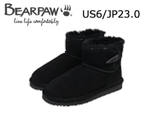 Bear paw/ベアパウ CI4BT002W ムートンブーツ Jonnie (Chocolate) 【US6/JP23.0】【日本正規品】