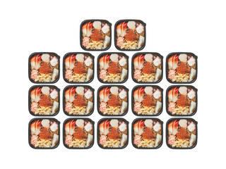 7種の具材を使った海鮮松前漬(17食)