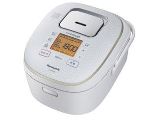 Panasonic/パナソニック SR-HX109-W(スノーホワイト) IHジャー炊飯器 大火力おどり炊き【5.5合炊き】