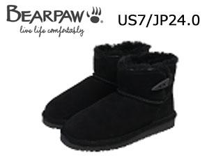 Bear paw/ベアパウ CI4BT002W ムートンブーツ Jonnie (Chocolate) 【US7/JP24.0】【日本正規品】