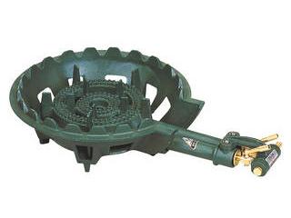 鋳物コンロ TS-210P 13A