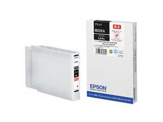 EPSON/エプソン ビジネスインクジェット用 インクカートリッジ(ブラック)/約5800ページ対応 IB02KA