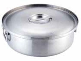 TKG IH 3層クラッド鋼 炊飯鍋/(蓋付)
