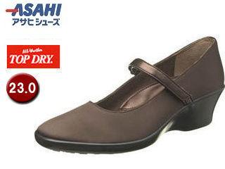 ASAHI/アサヒシューズ AF39052 TDY39-05 トップドライ 【23.0cm・3E】 (ブラウン)