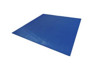 WATABE/渡部工業 耐電用筋入コスモスマット(B山形状)1m×1m 450-1M