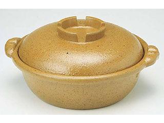 アルミ合金黄瀬戸土鍋風鍋30cm
