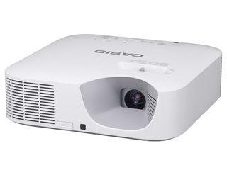 CASIO/カシオ計算機 レーザー&LEDハイブリッド光源プロジェクター XGA 3300lm USB/無線 XJ-F20XN