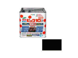 ASAHIPEN/アサヒペン 水性ビッグ10多用途 10L 205黒