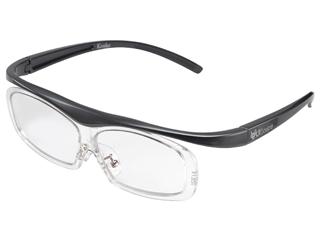 4年保証 メガネレンズ専門メーカーが設計したレンズ着脱式フレーム採用の最新型メガネルーペ 日本製 KENKO ケンコー KTL-5101R GR グレー レギュラーサイズ 1.6倍のみ YUI ユイルーペ Loupe 豊富な品
