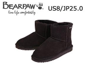 Bear paw/ベアパウ 619LW ムートンブーツ Demi (Chocolate) 【US8/JP25.0】【日本正規品】