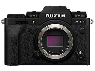 FUJIFILM/フジフイルム F X-T4-B(ブラック) FUJIFILM X-T4 ボディ ミラーレスデジタルカメラ