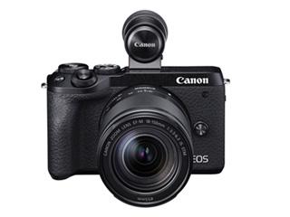 CANON/キヤノン EOS M6 Mark II・EF-M18-150 IS STM レンズEVFキット(ブラック) 3611C024