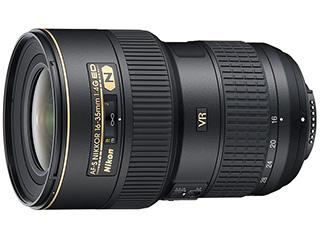 Nikon/ニコン AF-S NIKKOR 16-35mm f/4G ED VR 超広角ズームレンズ